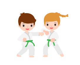 green-belt-karate-kids